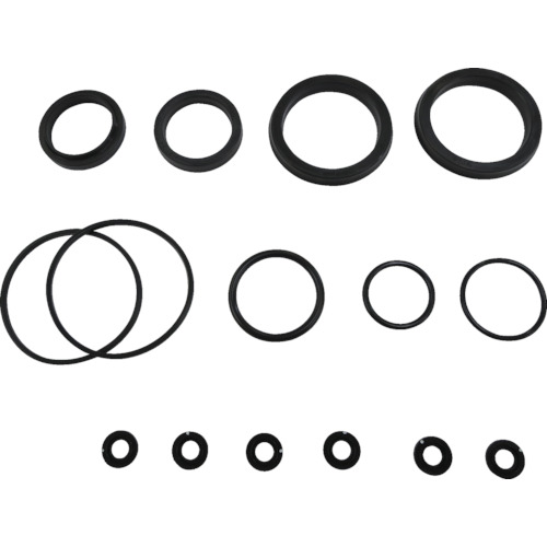 TAIYO 油圧シリンダ用メンテナンスパーツ 適合シリンダ内径:φ32 (フッ素ゴム・スイッチセット用) NH8R/PKS3-032B