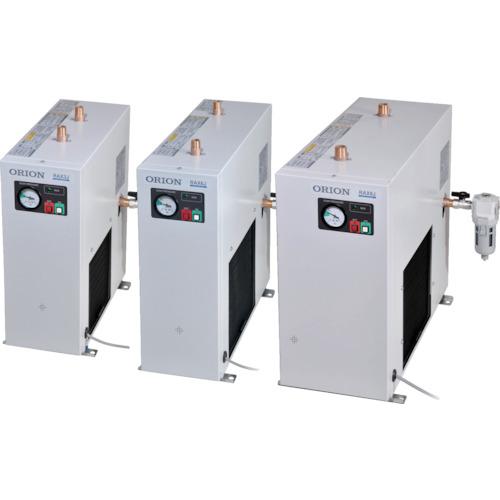 【直送品】オリオン 標準型冷凍式エアドライヤー(RAX小型シリーズ) RAX6J-A1