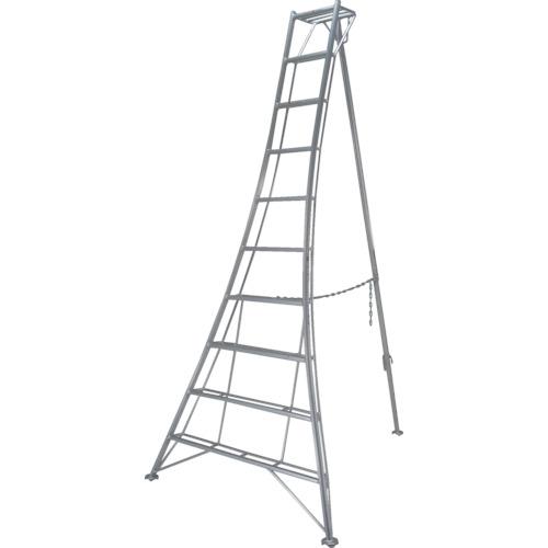 【個別送料1000円】【直送品】ピカ 三脚脚立GMF型 12尺 GMF-360A
