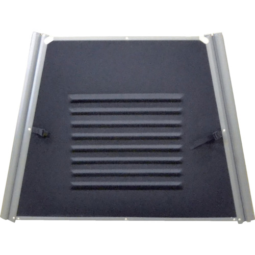 【個別送料1000円】【直送品】ミノリ サイレンサー 標準型拡張パネル 1枚パネル MES-B8071