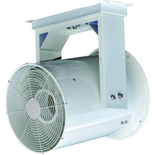 【運賃見積り】【直送品】鎌倉 搬送ファン サイレンサなし 大風量&コンパクト 三相200V AHF-404-200V