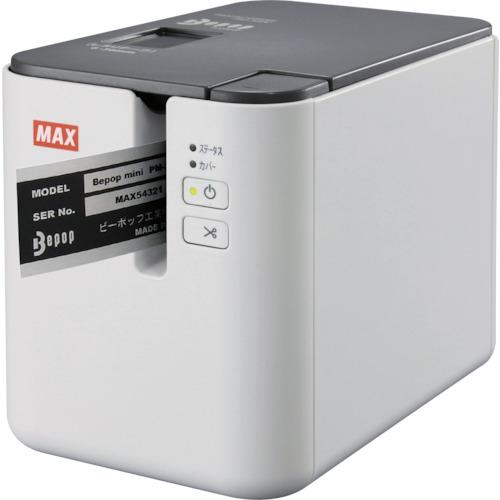 【直送品】MAX ラベルプリンタ ビーポップミニ PM-3600 PM-3600