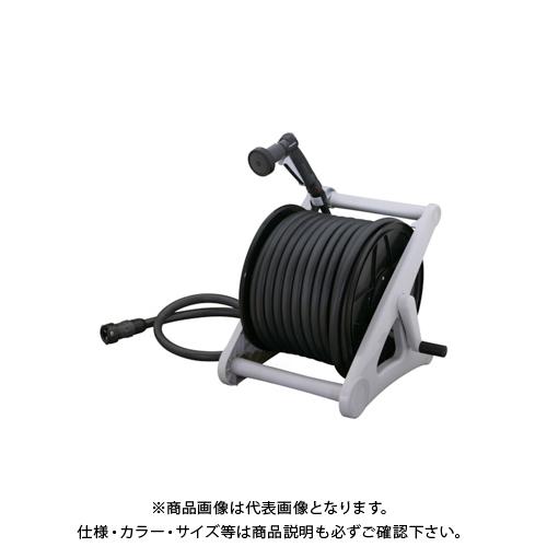 【COOL NAVI 2020】【個別送料1000円】【直送品】TRUSCO 大流量ホースリール50m THR-50X