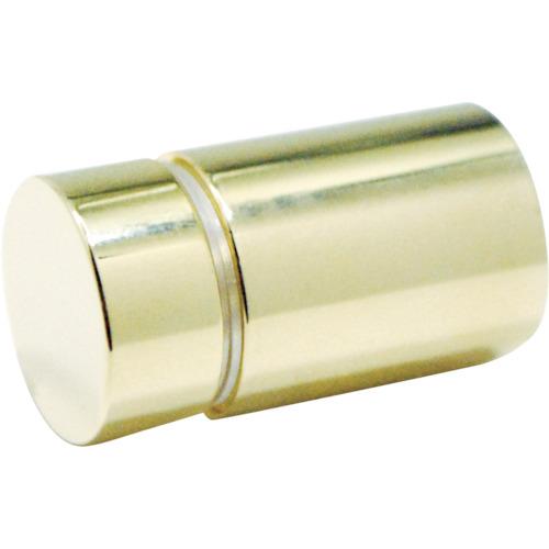 TRUSCO アウトレットセール 特集 美品 サインナット平丸Φ20―25 本金メッキ 1個入 SN-AA205