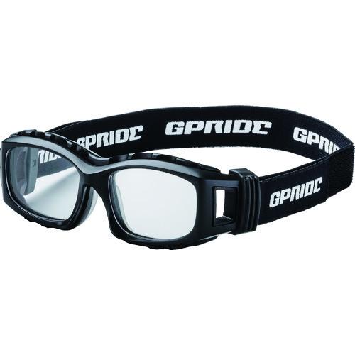 【1/10限定!Wエントリーでポイント14倍!】【直送品】EYE-GLOVE 二眼型安全ゴーグル ブラック+度付レンズセット(マルチコート GP-94M-BK-M