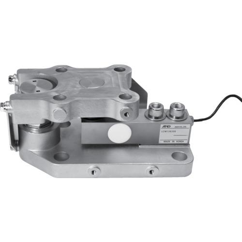 【直送品】A&D オ-ルステンレスビーム型ロードセル 振れ止め金具一体型 LCM13K300-M