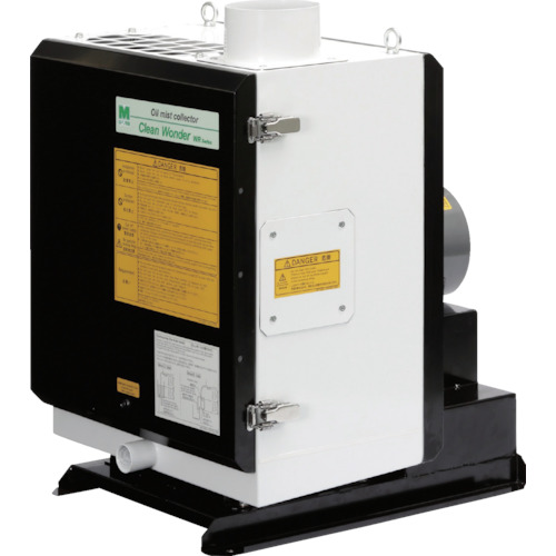 【直送品】ミドリ安全 クリーンワンダー 3相200V 0.75KW WR-103-J
