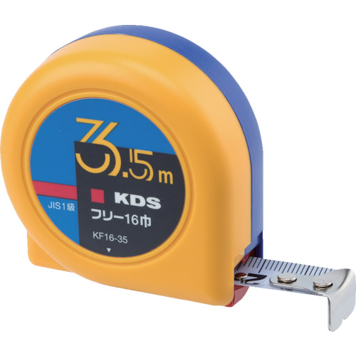 【直送品】KDS フリー16巾3.5m 証明書類4点付 KF16-35CT