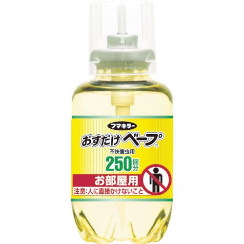 フマキラー 大好評です 送料無料 ワンプッシュ式殺虫剤おすだけベープ250回分取替え用不快害虫用 441178