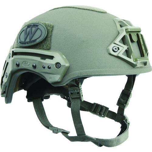 TEAMWENDY Exfil バリスティックヘルメット レンジャーグリーン サ 73-72S-E72