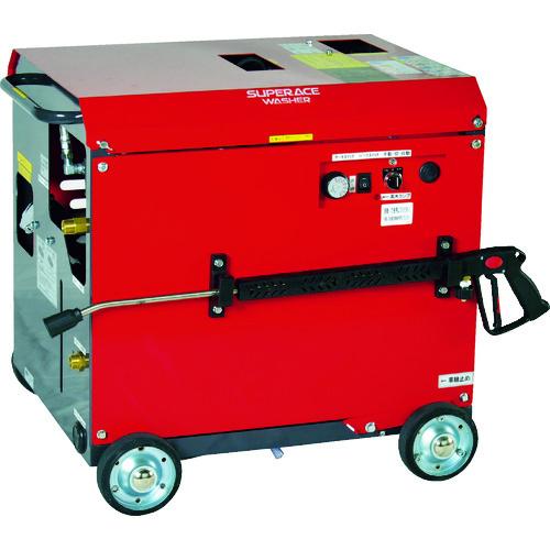 【直送品】スーパー工業 モーター式高圧洗浄機SAR-1315VN-1-60HZ(温水) SAR-1315VN-1-60HZ