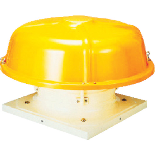 【運賃見積り】【直送品】スイデン 屋上換気扇(屋上扇ルーフファン)標準型 ハネ60CM SRF-TR60F