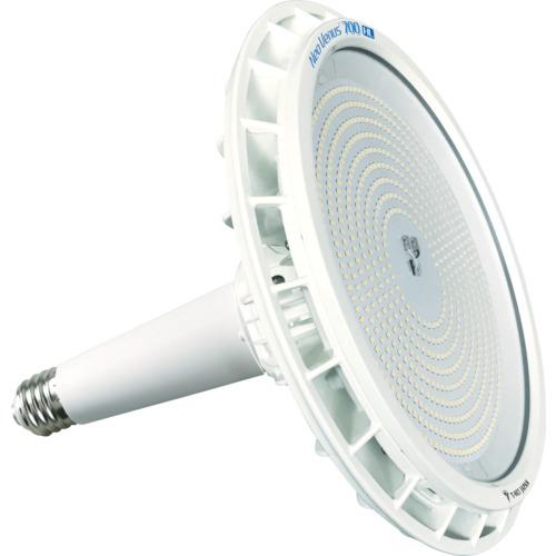 【直送品】T-NET NT700 ソケット型 レンズ可変 電源外付 クリアカバー 昼白色 NT700N-LS-SC