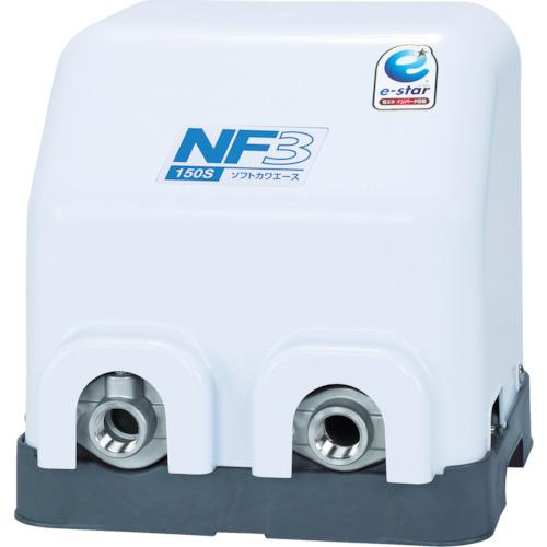 【運賃見積り】【直送品】川本 家庭用インバータ式井戸ポンプ(ソフトカワエース) NF3-400S2