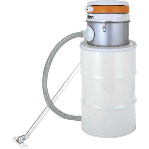 【直送品】スイデン ドラム缶タイプ掃除機 ドラムクリーン(乾湿両用)3相200V SDV-S3303