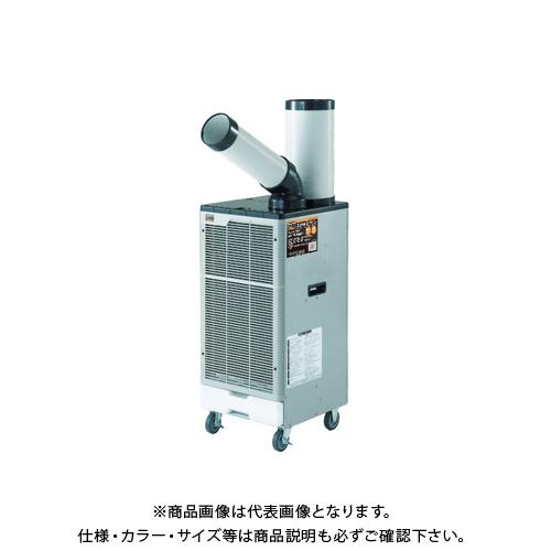 【COOL NAVI 2020】【運賃見積り】【直送品】TRUSCO スポットエアコン 単相100V首振り機能付 TS-28DW-1