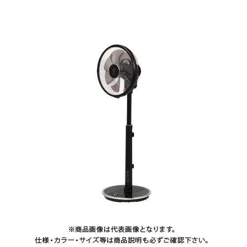 【COOL NAVI 2020】【個別送料1000円】【直送品】トヨトミ 温度センサー、人感センサー付ハイポジションDCリビング扇風機 ブラック FS-DS30KHR-B