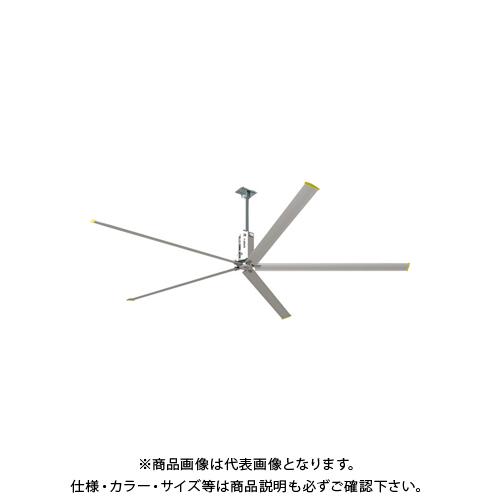 【COOL NAVI 2020】【運賃見積り】【直送品】ORIENT 業務用省エネ大型ファン エネファン 直径6.1m HVLS-D6BAA61