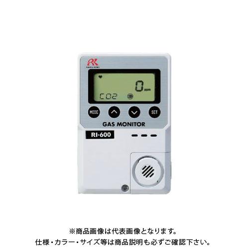 タスコ TASCO 小型CO2モニター(ppm仕様) TA430RC-2
