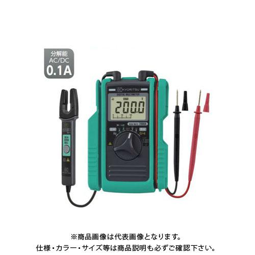 タスコ TASCO AC/DCクランプ付デジタルマルチメータ TA452EJ-2