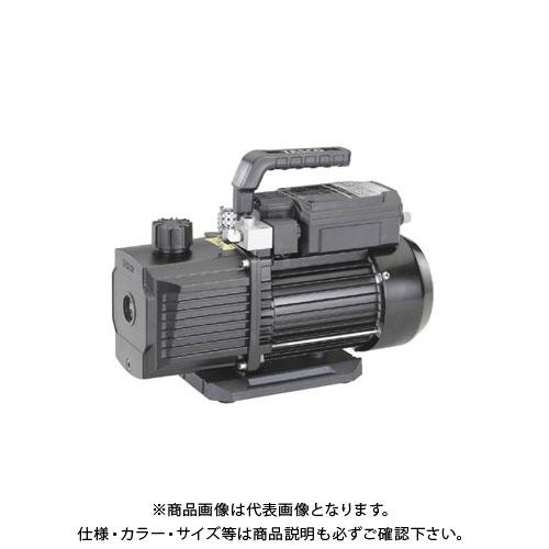 TASCO タスコ オイル逆流防止弁付高性能ツーステージ真空ポンプ TA150XE