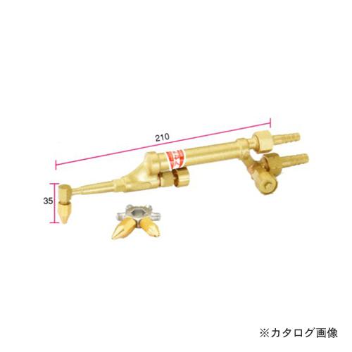 タスコ TASCO TA370-17L L型ショートサイズ溶接器 (アセチレン・サンソ用)
