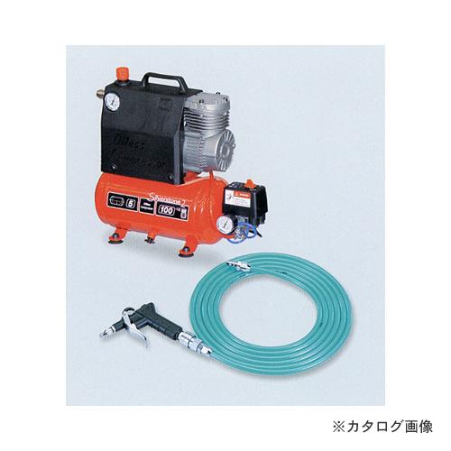 タスコ TASCO TA301B 小型コンプレッサー (オイルレスタイプ)