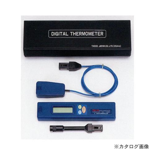 タスコ TASCO TA410AB デジタル温度計表面センサーセット