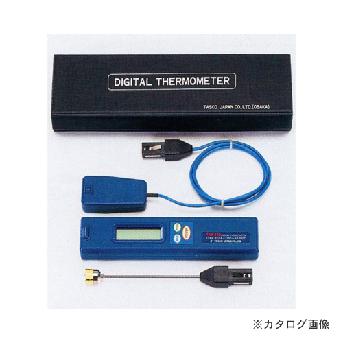 TASCO (tasco) digital thermometers for high temperature set TA410AC