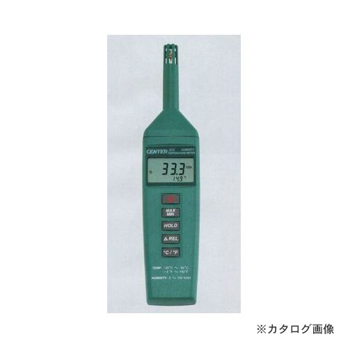 塔克斯科TASCO TA411CS小型尺寸温湿度计