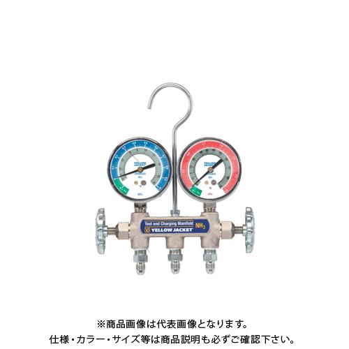 タスコ TASCO アンモニア用マニホールドセット TA122AM-1