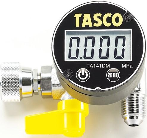 タスコ TASCO 新作多数 本日限定 デジタルミニ真空ゲージキット TA142MD