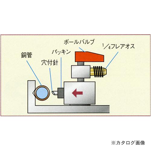 供塔克斯科TASCO TA173C-1 peer东西钳子使用的针针