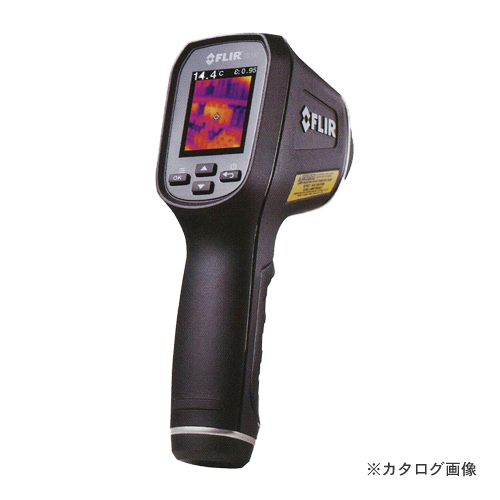 タスコ TASCO TA410TL サーマルイメージ放射温度計