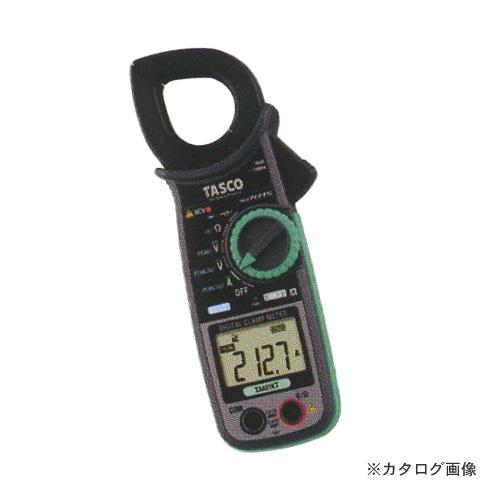 タスコ TASCO TA451KT ACデジタルクランプメータ