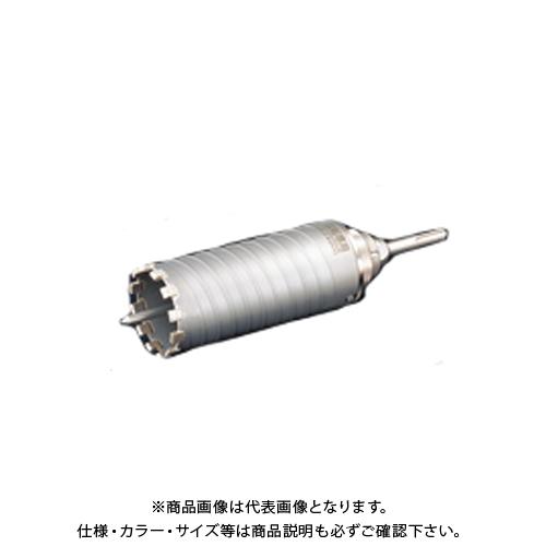 ユニカ 多機能コアドリル 乾式ダイヤ ストレートシャンク 75mm UR21-D075ST