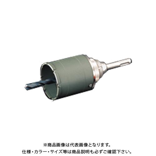 ユニカ 多機能コアドリル 複合材用 ストレートシャンク ショート 80mm UR21-FS080ST