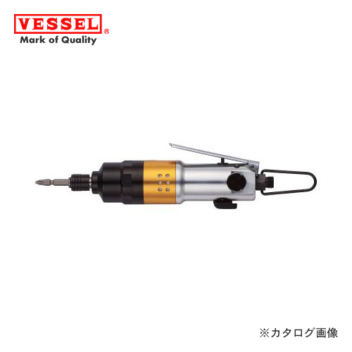 ベッセル VESSEL エアードライバー 普通ネジ径(5~6mm) GT-S6LXD