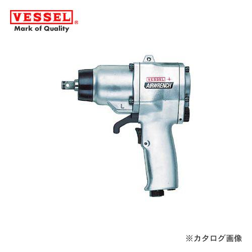 ベッセル VESSEL エアーインパクトレンチシングルハンマー (普通ボルト径14mm) GT-1400P