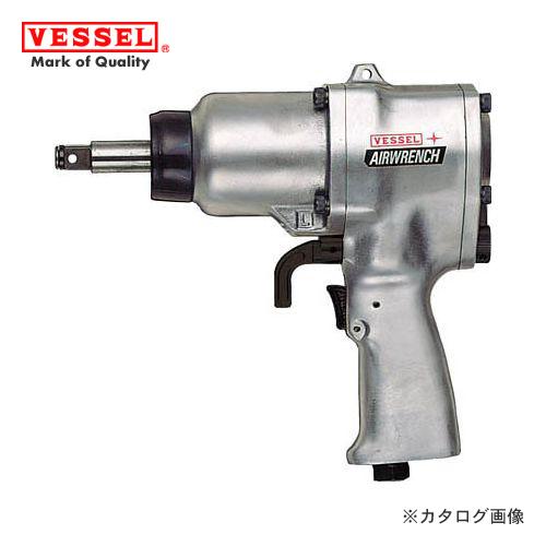 ベッセル VESSEL エアーインパクトレンチシングルハンマー (普通ボルト径16mm) GT-P14JL