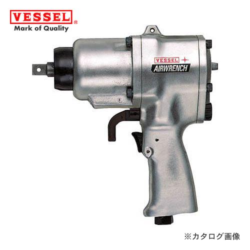 ベッセル VESSEL エアーインパクトレンチダブルハンマー(普通ボルト径12~16mm) GT-P14W