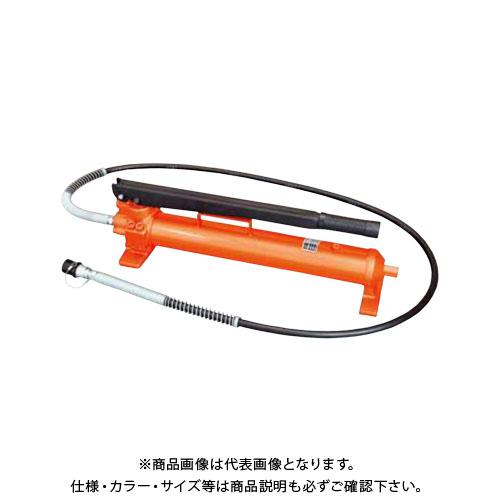 ★大人気商品★ ダイア (ホース2M付) 手動油圧ポンプ P-1000J:KanamonoYaSan P-1000J  DAIA KYS-DIY・工具