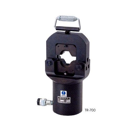 ダイア DAIA 圧縮工具(分離油圧式) 本体のみ 鉄ケース付 TR-700