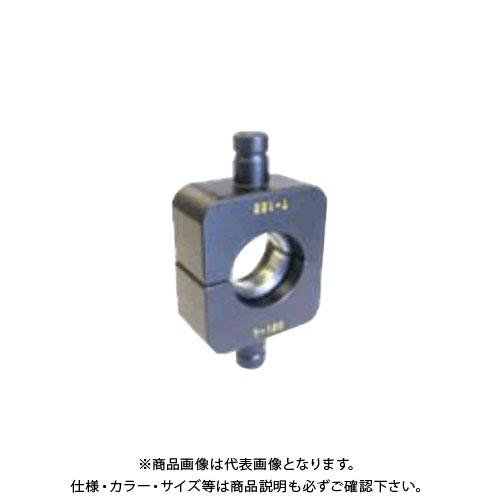 泉精器 IZUMI 充電式圧縮工具 圧縮 ダイス T-154 16号系 40φ10 (T113042030-000)
