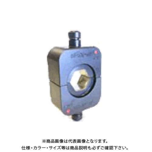 泉精器 IZUMI 充電式圧縮工具 圧縮 ダイス Cu110-125-26 365系 40φ10 (T112103760-000)