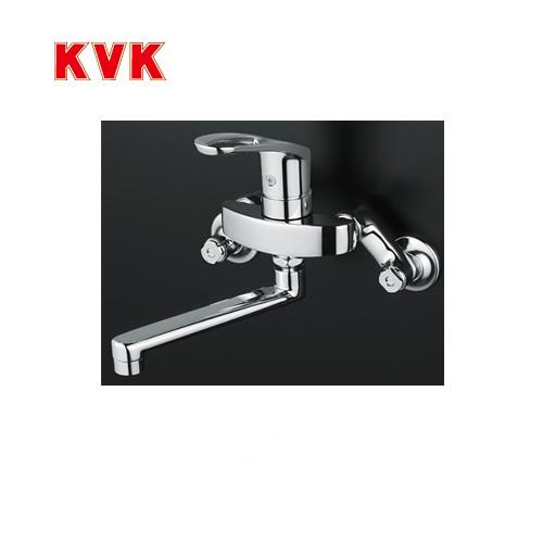 [KM5000T]KVK キッチン水栓 キッチン用水栓 シングルレバー式混合栓 逆止弁 キッチン用 混合水栓 キッチン 水栓 蛇口 【送料無料】 キッチン水栓金具 壁付けタイプ おしゃれ
