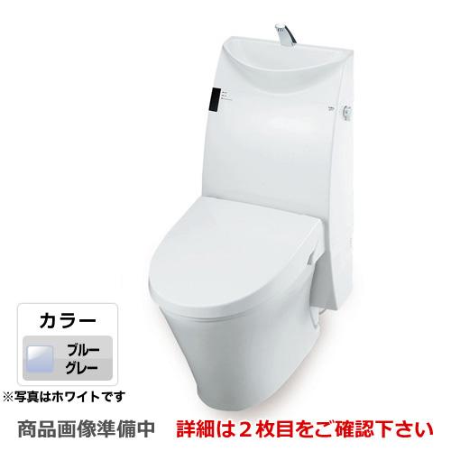 [YBC-A10S--DT-386J-BB7]INAX トイレ LIXIL アステオ シャワートイレ ECO6 床排水 200mm 手洗あり グレード:A6 アクアセラミック 壁リモコン付属 ブルーグレー 【送料無料】【便座一体型】