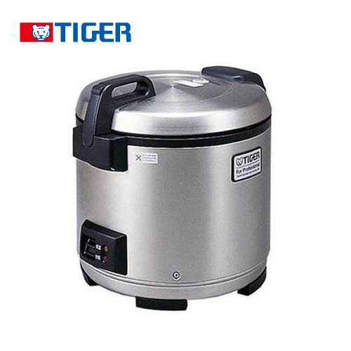 [JNO-B360-XS] タイガー 業務用厨房機器 業務用炊飯ジャー 炊きたて そのまま保温 2升炊き 200V専用 炊飯シートつき ステンレス 【送料無料】