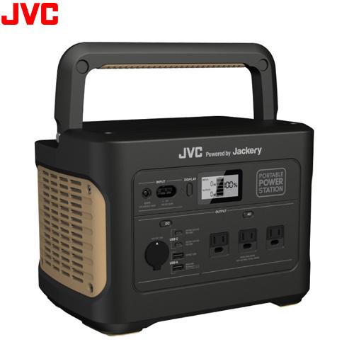 [BN-RB10-C] JVC ポータブル電源 ポータブル電源 Jackery 278400mAh/1002Wh 大容量・コンパクト 【送料無料】