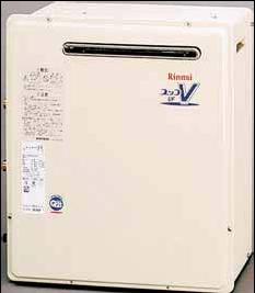 【送料無料】リンナイガスふろ給湯器ガス給湯器16号オート屋外据置型20A【リモコン別売】[RUF-A1600SAG(A)]激安価格